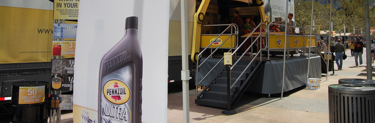 Pennzoil Feel The Clean Tour