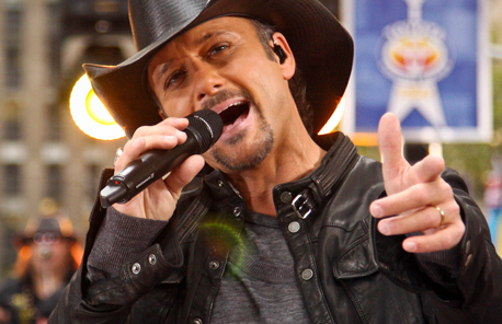 Tim McGraw Brothers of the Sun Tour